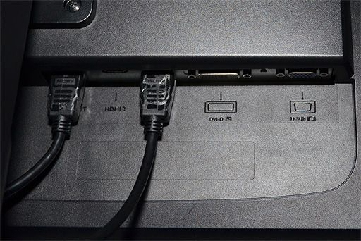 [COMPUTEX]BenQ,HDMIパススルー出力対応の「格闘ゲーム用」液晶ディスプレイを公開。HDCPキャンセル機能付き!?