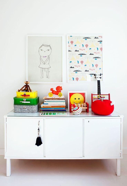 Children's room - Cupboard - Via Scandinavian Deko