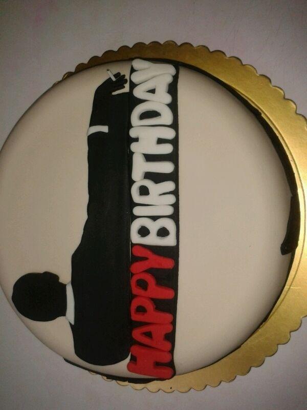 #MadMen #cake hecha por @acuariana7