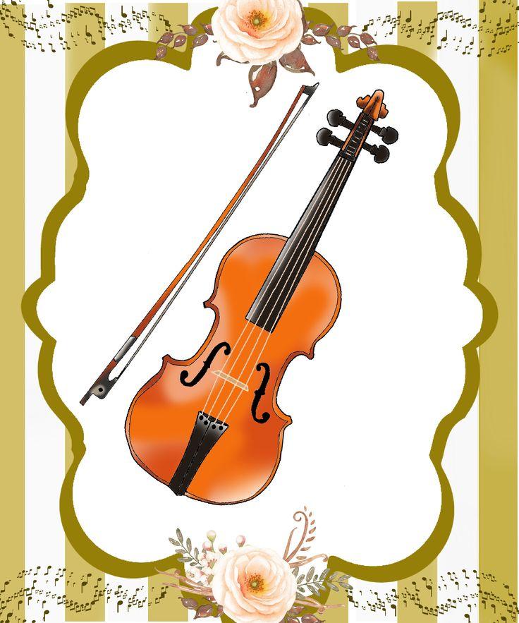 Lamina Y Actividad Para Peques Del Violin Su Origen Las Partes Mas Destacadas Su Sonido Su Uso En La Musica Violines Instrumentos Musicales Instrumentos