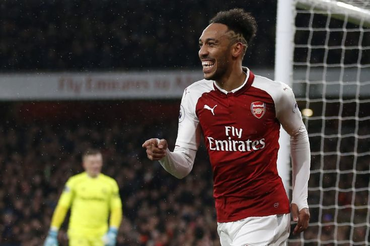 EPL: Ian Wright reveals how to rate Aubameyang's performances at Arsenal