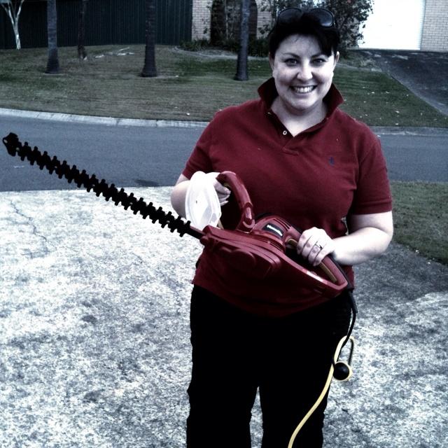 Oooooh how I love power gardening - FUN!!