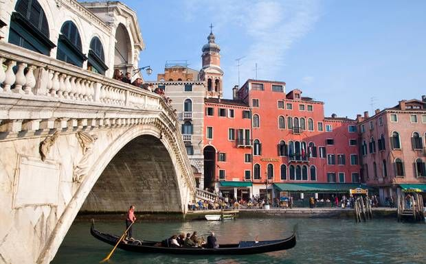 The wealth of culture offered by Venice can be overwhelming – let our free app steer you through