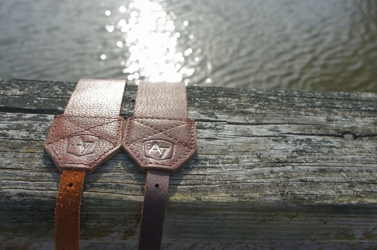 Tan Strap and brown strap from collection 1