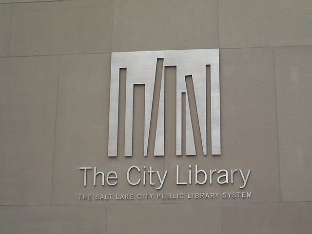 The City Library logo