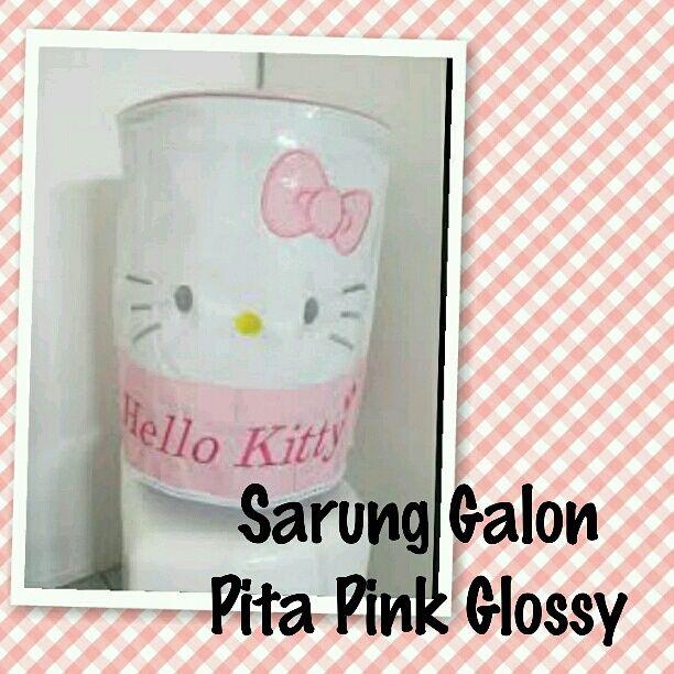 Sarung Galon Hello Kitty murah grosir ecer ~ Toko Cherish Imut