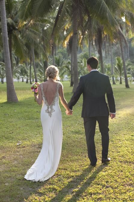 Click to see it: Nicola & Graeme's Sophisticated Island Wedding. http://www.perfectdayweddings.com.au/real-weddings/nicola-graeme