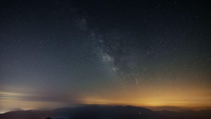 stars in the sky, Australia