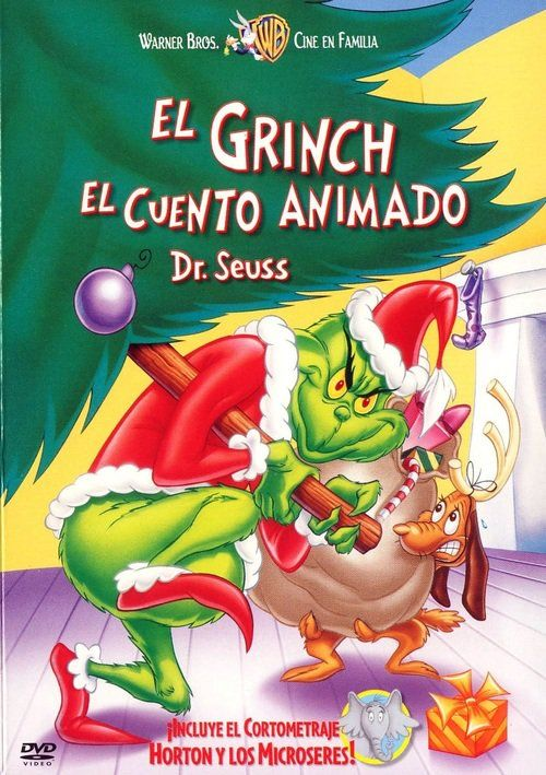 Sweater Grinch Movie Cheermeister