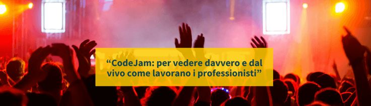Vi raccontiamo cos'è CodeJam. Q&A con Gabriele Lana ed Emanuele DelBono