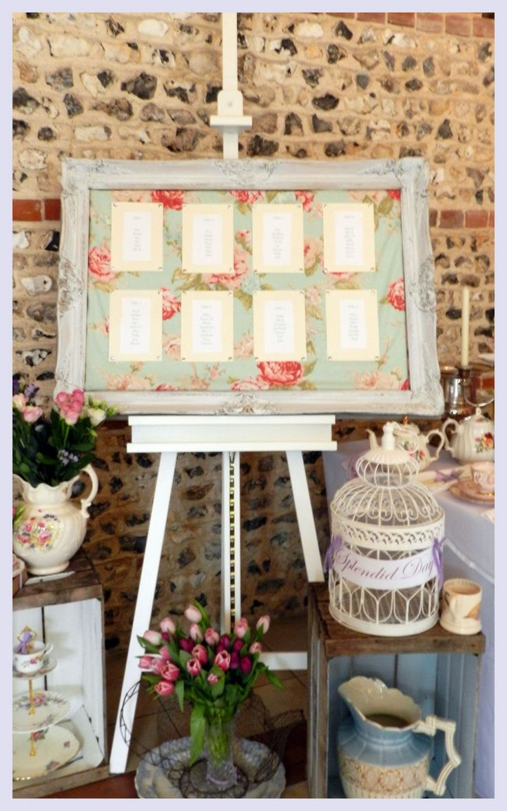 vintage wedding table plan - Google Search