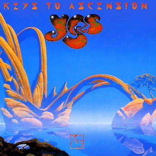 RECENSIONE: YES (( Keys to Ascension )) Dopo l'ennesimo rischio di un definitivo scioglimento, Jon Anderson, a distanza di 18 anni, riesce a rimettere su la formazione classica, richiamando all'ovile Rick Wakeman e Steve Howe, che con estrema felicità accettarono di completare le caselle lasciate vuote da Trevor Rabin e Tony Kaye. I nostri danno vita ad una serie di concerti in California con eccellenti risultati, tant'è che verranno pubblicati su due doppi live, Keys To Ascension 1 e 2,