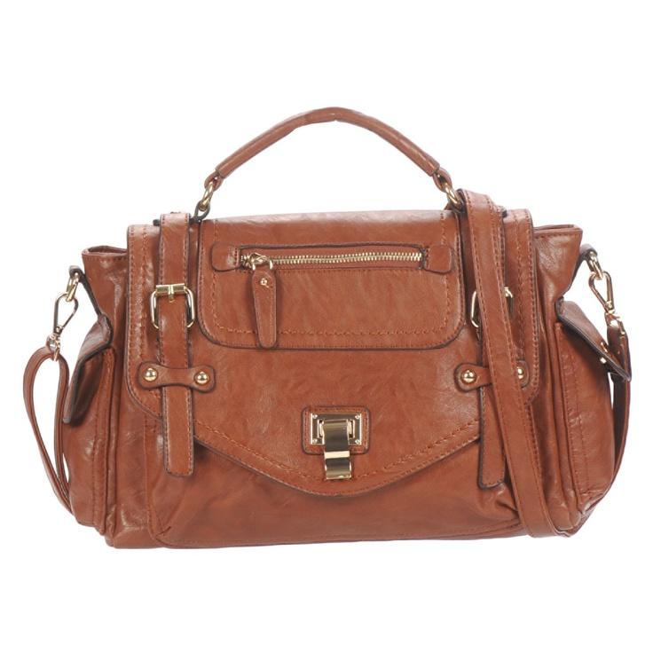 Handtasche David Jones MIUSA Braun - Kostenloser Versand ! - Taschen Damen 48,99 €