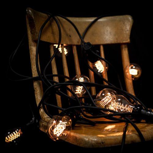 vintage light bulbs - Antique Light Fixtures