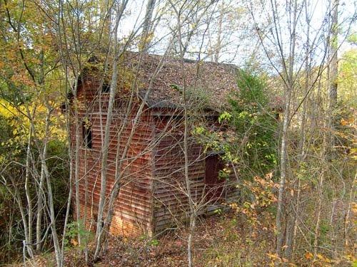 Old Bowlware Mill - Caroline County, VA