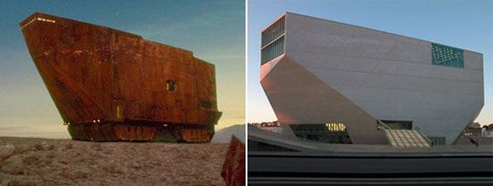 Rem Koolhaas, Tunisia, and Sandcrawlers - Life Without Buildings