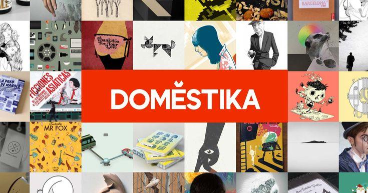 En Domestika puedes acceder a los mejores cursos online impartidos por relevantes profesionales del mundo del diseño, ilustración, fotografía, animación, motion graphics y más.