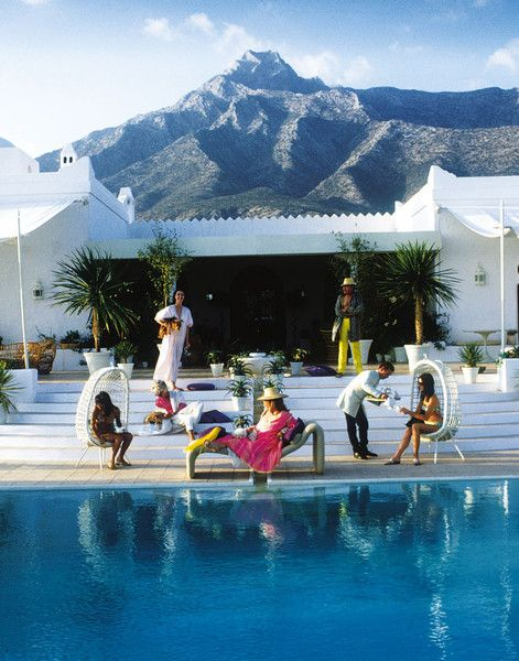253 Best Images About Slim Aarons On Pinterest Jonathan