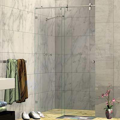 Best 25+ Sliding shower screens ideas on Pinterest   Bathtub ...