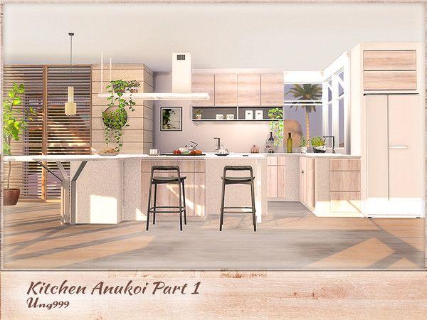 30+ Sims 4 kitchen sets info