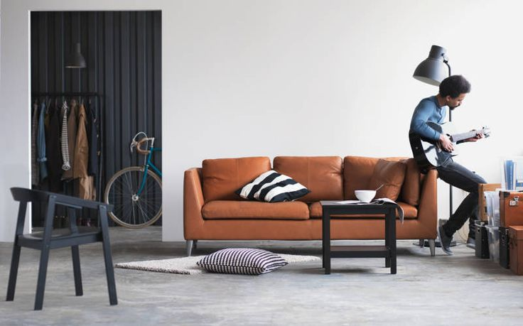 Perfect Stockholm couch @ IKEA 2015