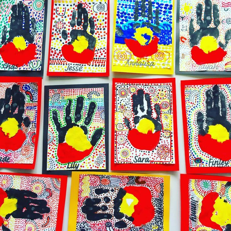 "333 Likes, 12 Comments - Miss Girling ✏️ (@missgirlingsclassroom) on Instagram: ""T O G E T H E R 🖐🏻🖐🏽 In preparation for NAIDOC Week, we created these mini artworks to promote…"""