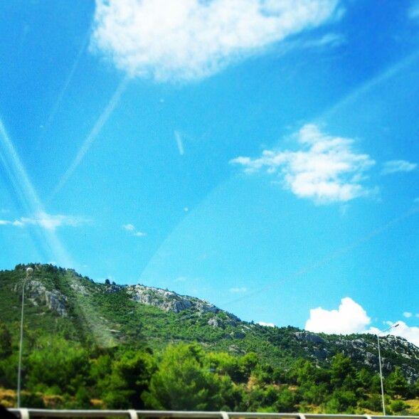 Eretria village
