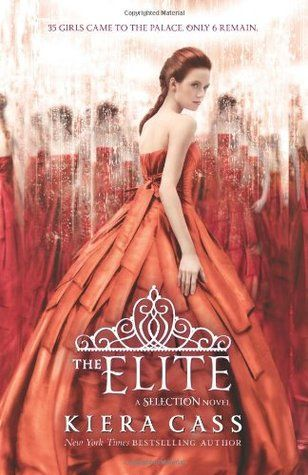 YA Book Review: he Elite by Kiera Cass - I had so many FEELS while reading The Elite! Ultimately, my negative feelings for the ending greatly impacted my overall opinion of the book. I REALLY didn't like the ending. Recommended for readers who enjoy reading books with Dystopia, Fantasy, Romance,  Young Adult - 2 Stars - Click through to read the full review!