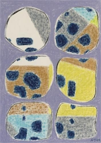 Philosopher's Stones - Eileen Agar