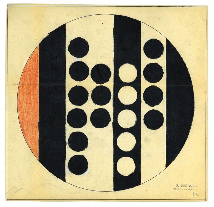 ETTORE SOTTSASS ITALIAN DESIGNER MID 20TH CENTURY