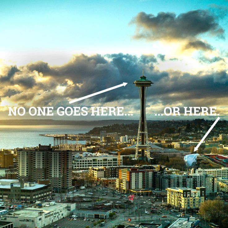 18 things you have to explain to out-of-towners about Seattle! Good info! ;-)
