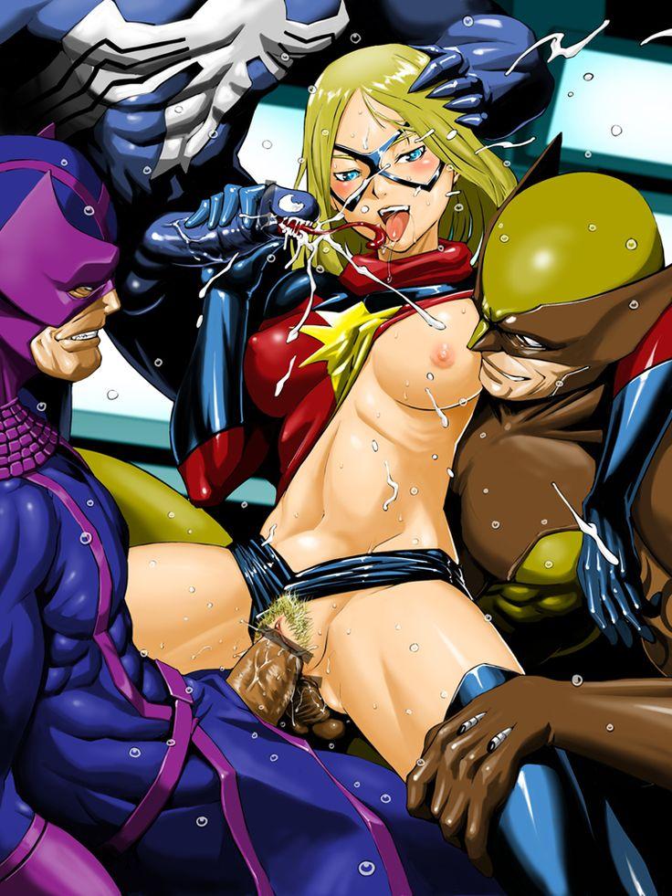 Anal Avengers 4
