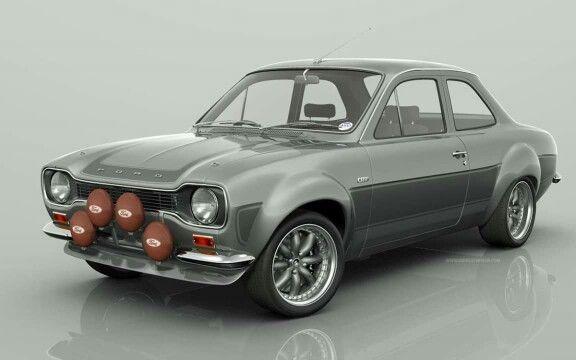 1969, Escort MK I