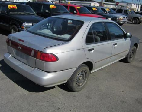Used Nissan Sentra '95 For Sale in WA — $1295