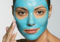 4 máscaras faciais caseiras para fazer detox, clarear a pele, controlar a…