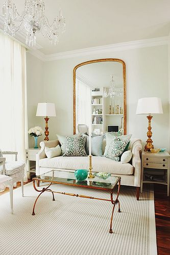 {décor | small spaces : condo living, design by sarah richardson} by {this is glamorous}, via Flickr