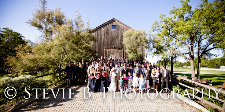 this wedding was photographed by stevie b photography from last fall at cobblestone farm outside the