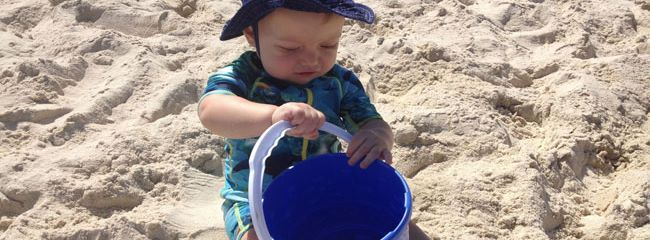 Baby Sun Protection: Sunscreen, Hats, and Clothing