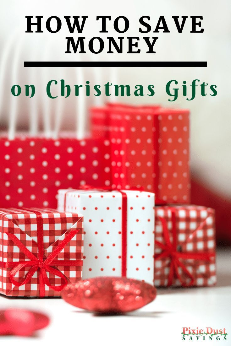 Top Tips on How to Save Money on Christmas Gifts | Gifts For ...