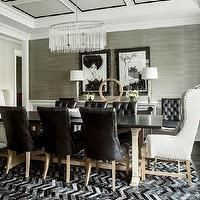 Faux Wainscoting Ideas | wainscoting, dining room wainscoting, wainscoting in dining room, faux ...