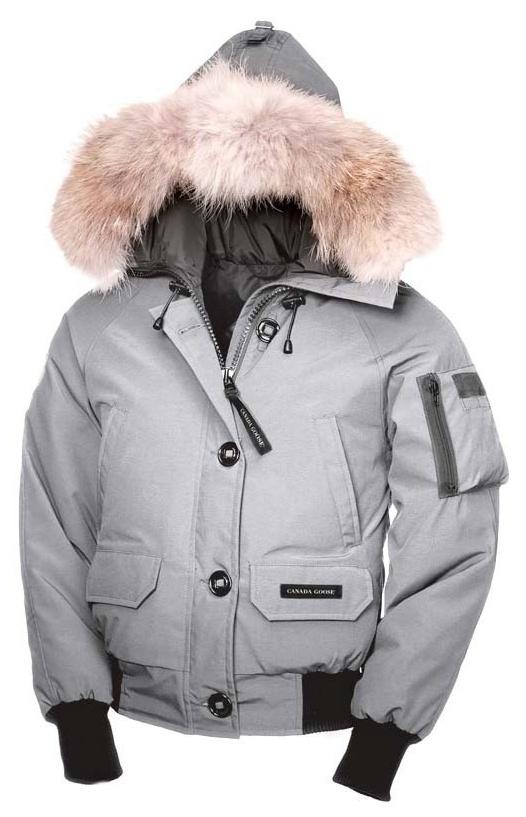 CANADA GOOSE Dore Hooded Jacket. grey canada goose