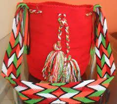 Mochila Wayuu Bambuco