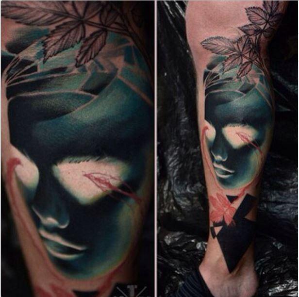 Tattoo ☠ Timur Lysenko