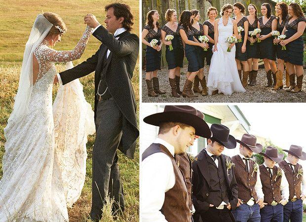 western country wedding ideas