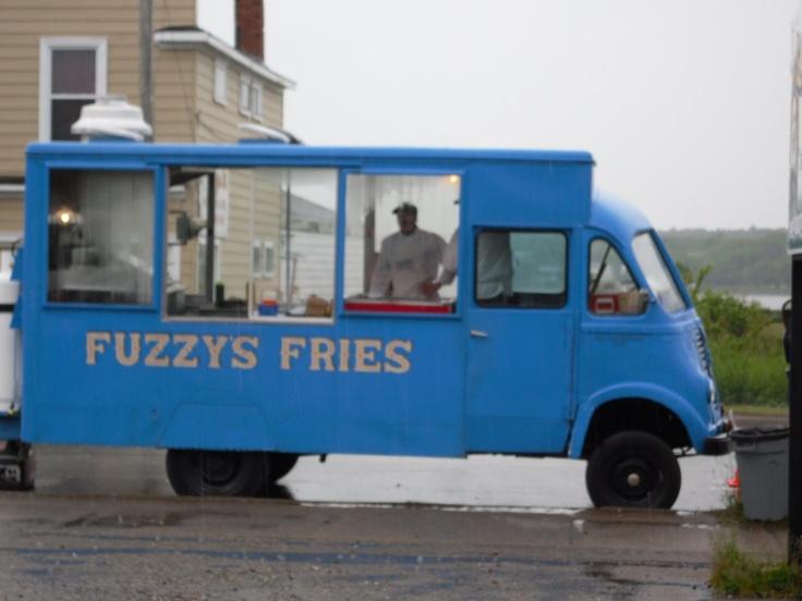Fuzzy's Fries-Explanade St-Sydney-Cape Breton Island-Nova Scotia | Cape Breton Island's People And Places