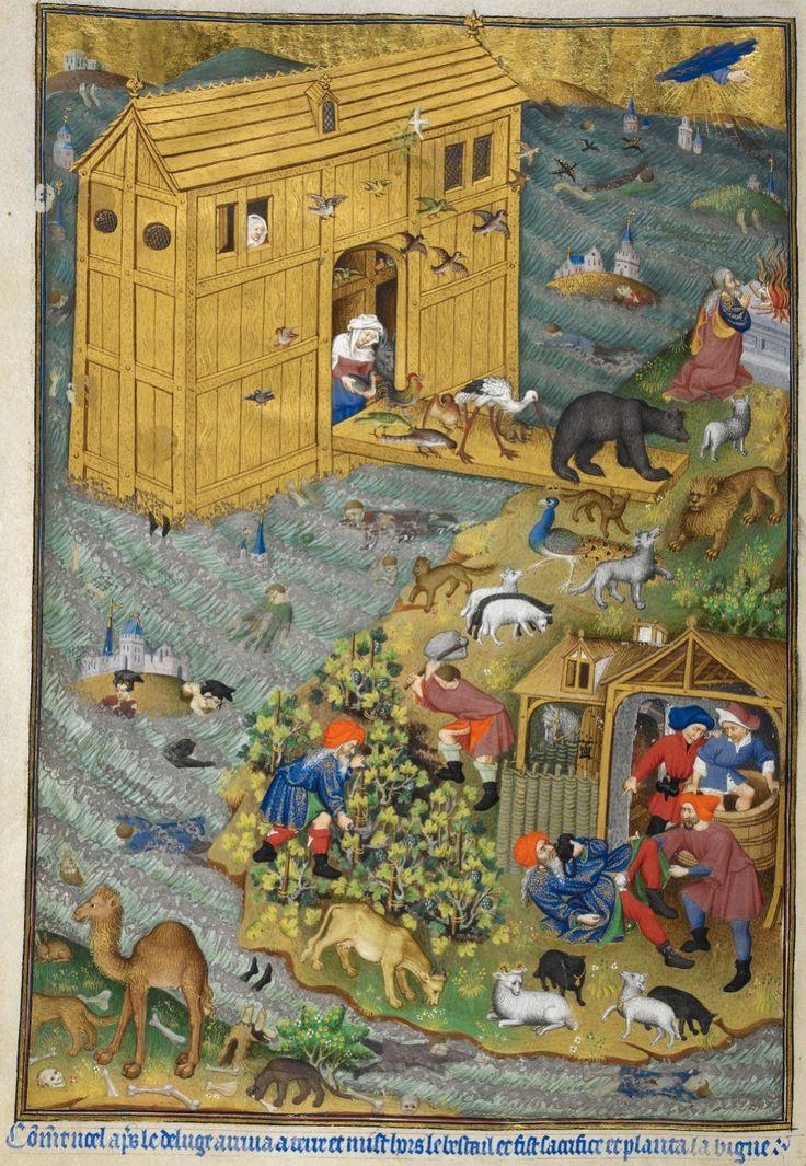 Awesome Libro de Horas del Duque de Bedford fol v Londres British Library