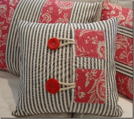 Pillow Closure Ideas: 223 best Pillows images on Pinterest   Easter pillows  Easter    ,