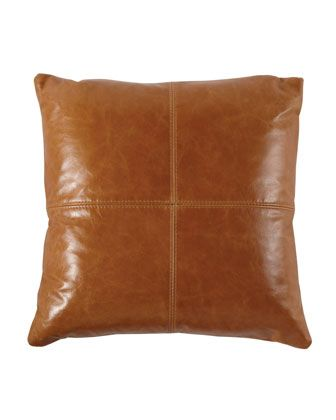 Mitchell Gold Decorative Pillows : 17 Best images about leather thingies on Pinterest Feather earrings, Men s leather and Leather
