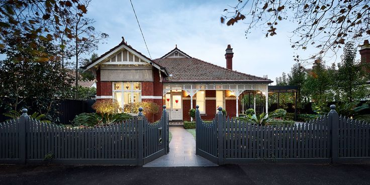 East Malvern Residence by LSA Architects 11 Classic Brick Federation House in Suburban Melbourne Updated for Modern Family Living