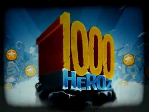 1000 Heroz - Something new every day!